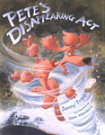 PETE'S DISAPPEARING ACT.  Copyright � 2009 John Manders. Harcourt Children's Books.